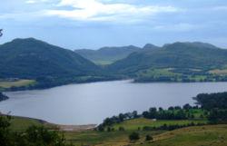 View of the Gjesdal landscape