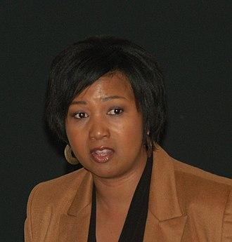 Mae Jemison - Mae Jemison, in 2009