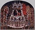 Maestro di Ceneda - Coronation of the Virgin in Paradise and Donators - Gallerie dell'Accademia Venice.jpg