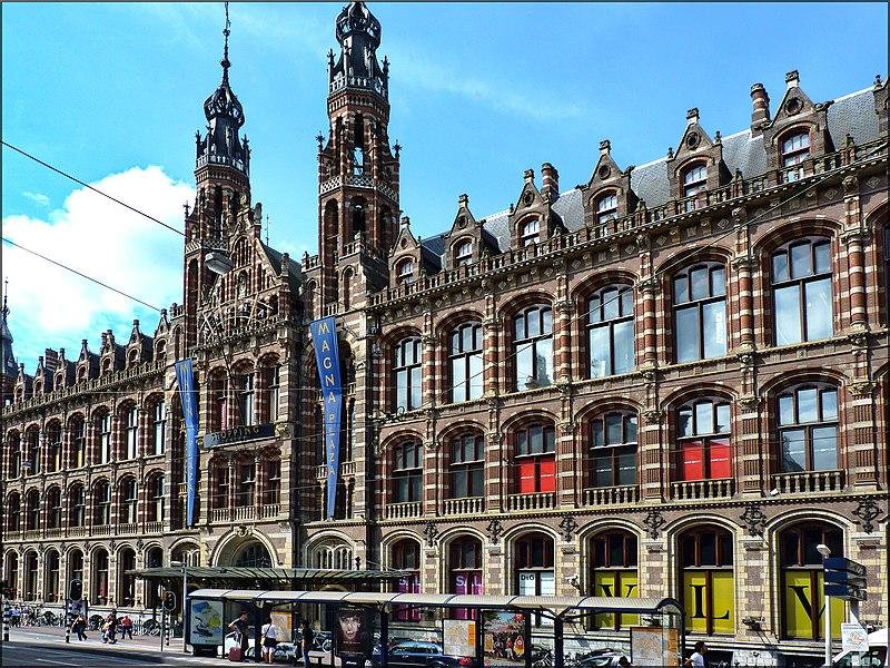Lugares mais baratos para compras em Amsterdam