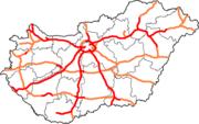 Magyar autópályák