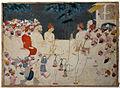 Maharaja Sansar Chand receives some visitors (6124527703).jpg