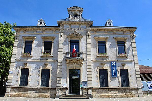Photo de la ville Coligny