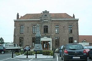 Aubigny-au-Bac - Image: Mairie d'Aubigny au Bac