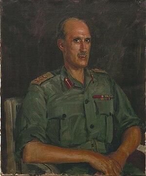 Reginald Denning - Portrait of Major-General Denning