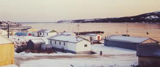 Makkovik - View of Makkovik.