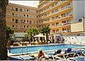 Malgrat,hotel Rosa Nautica 1999 - panoramio.jpg