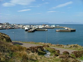 Mallaig and the Harbour - geograph.org.uk - 773927.jpg