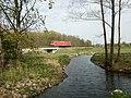 Malscher Landgraben, Brücke Eisenbahnstrecke Karlsruhe - Ettlingen - Rastatt.jpg