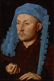 painting by Jan van Eyck