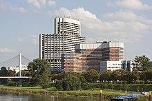 Baufirmen In Mannheim collini center