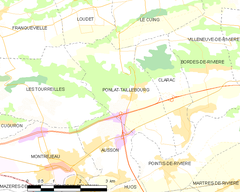 Map commune FR insee code 31430.png
