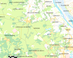Map commune FR insee code 33022.png