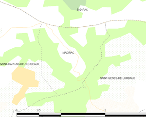 Map commune FR insee code 33263.png