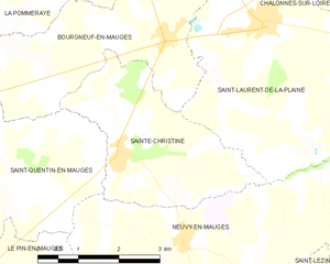 Map commune FR insee code 49268.png