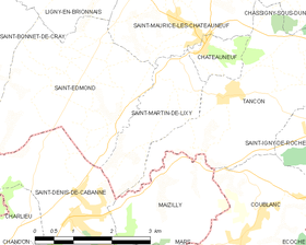 Map commune FR insee code 71451.png