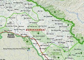 Bolikhamsai Province Province of Laos