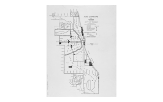 File Map Of Chicago Park Districts And Parks 1913 Png Wikimedia Commons