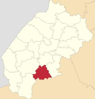 Stryi Raion Subdivision of Lviv Oblast, Ukraine