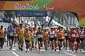 Maratona Paralímpica T12 e T46, na praia de Copacabana (29148528863).jpg