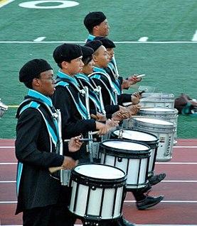 Snare drum technique