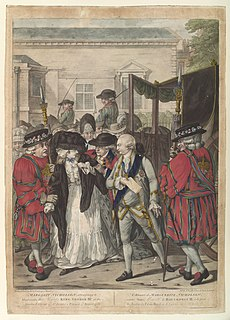 Margaret Nicholson Failed British assassin