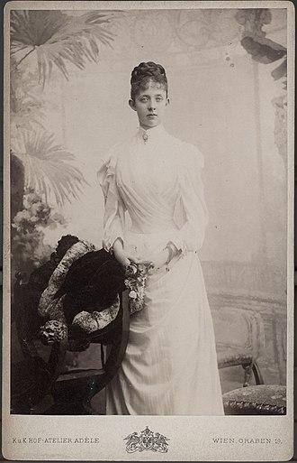 Archduchess Margarete Sophie of Austria - Image: Margaretha Sophie von Österreich