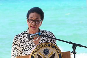 Governor-General of the Bahamas - Image: Marguerite Pindling