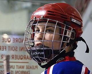 Marie-Philip Poulin ice hockey player