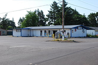 Marion, Oregon - The Marion Grocery and Deli