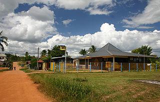 Maripasoula Commune in French Guiana, France