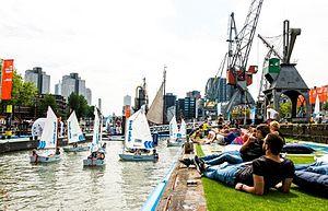 Maritime Museum Rotterdam - Image: Maritiem Museum Rotterdam 1 Fotografie Marco de Swart