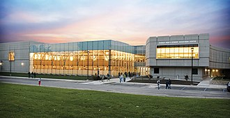 Bradley University - Markin Family Student Recreation Center