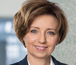 Marlena Maląg Polish politician