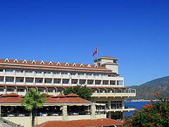 Marmaris, hotel Mares - 1 X 2011 r.SDC12214