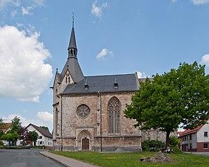 Obermarsberg - Nikolai Church