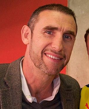 Martin Keown - Keown in 2015