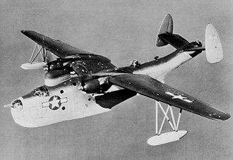 Martin PBM Mariner - A U.S. Navy PBM-5 Mariner