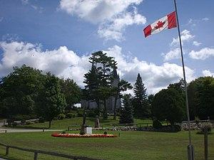 Martyrs' Shrine - Image: Martyrs' Shrine grounds