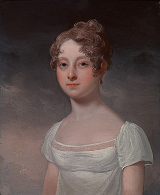 Mary Catherine Bolton - by Samuel De Wilde and now in the Garrick Club