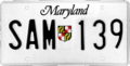 Maryland license plate (1986–2004).png