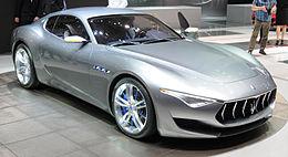 Maserati Alfieri Concept Wikipedia