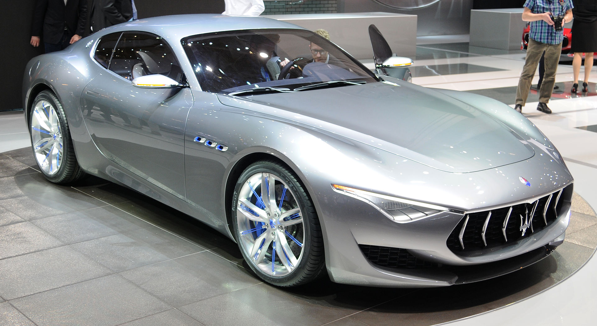 maserati alfieri concept wikipedia. Black Bedroom Furniture Sets. Home Design Ideas