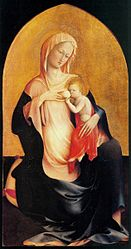 anonymous: Madonna dell'Umiltà
