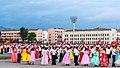 Mass Dance in Hamhung (21714412242).jpg