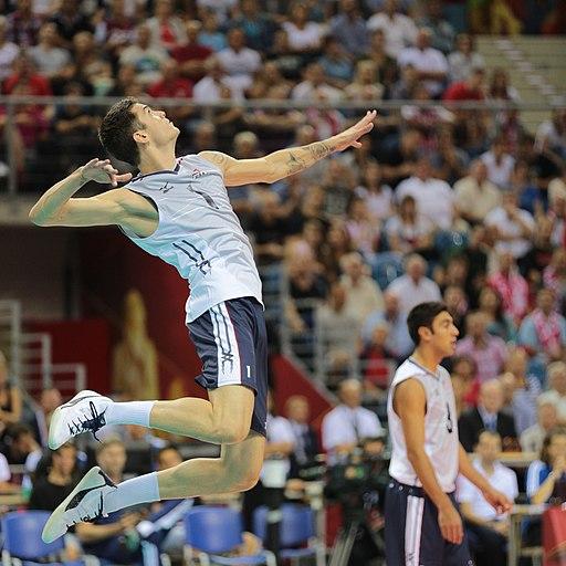 Matthew Anderson (FIVB MWC Poland 2014)