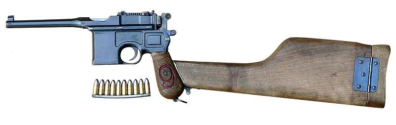 [Image: 800px-Mauser_C96_M1916_Red_9_7.JPG]