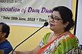 Mausumi Chatterjee Addressing - Inaugural Ceremony - Certificate Course On Basics Of Photography - Gurudas College - Kolkata 2019-06-26 1649.JPG