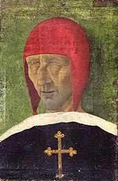 Totenbild Maximilians (Quelle: Wikimedia)