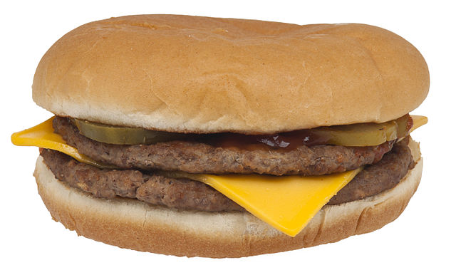 Biggest Hot Dog Sandwich